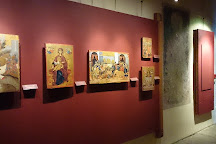 Antivouniotissa Museum, Corfu, Greece
