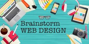 Brainstorm Web Design