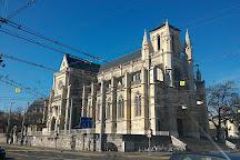 Notre Dame Basilica, Geneva, Switzerland