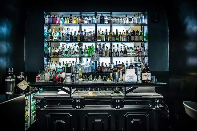 Cloakroom Cocktail Lab