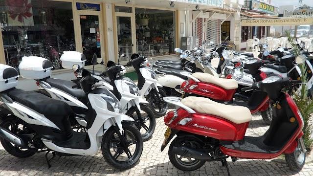 Retro Rent Scooters