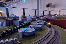 Model Trains Station, Taylors, United States