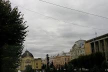 Teatralna Square, Chernivtsi, Ukraine
