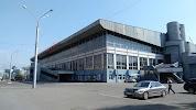 Дворец спорта кузнецких металлургов, проспект Строителей на фото Новокузнецка