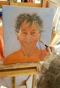 Atelier Laurent Maameri - Stages et cours de peinture en présentiel et en ligne