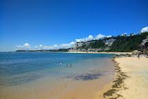 Mirror Beach, Trancoso, Brazil