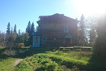 Botanical Garden of Solovetsky Museum-Preserve, Bolshoy Solovetsky, Russia