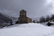 Ermita de Sant Quirc de Durro, Durro, Spain