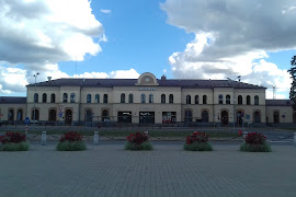 Железнодорожная станция  Jelgava