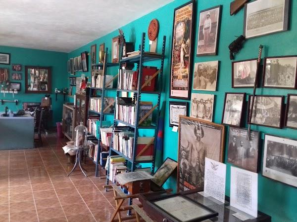 Resultado de imagen para museo lara merida