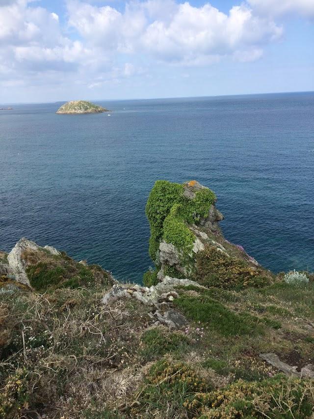 espace naturel pointe Meiga