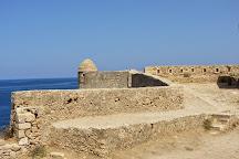 The Venetian Fortezza, Rethymnon, Greece
