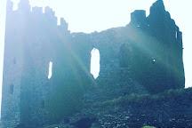 Ballycarbery Castle, Cahersiveen, Ireland
