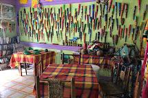 Zaka Art Cafe, Soufriere, St. Lucia