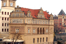 Bedrich Smetana Museum, Prague, Czech Republic