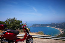 Corfu Vespa Tours & Rental, Corfu Town, Greece