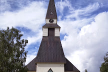 Rovaniemi Church, Rovaniemi, Finland