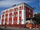 Барнаульский кооперативный техникум Алтайского крайпотребсоюза, Комсомольский проспект на фото Барнаула