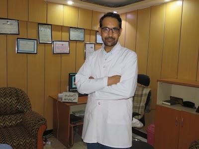داکتر محمد عارف عابد متخصص جلدی زیبایی