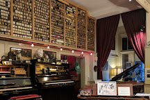 Pianola Museum, Amsterdam, Holland