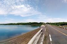Tama Lake Cycling Road, Higashiyamato, Japan