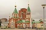 Спасо-Преображенский кафедральный собор г. Глазова на фото Глазова