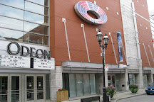 Cinema Cineplex Odeon Quartier Latin, Montreal, Canada