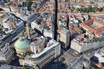 Torre Snia Viscosa, Milan, Italy
