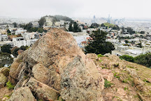 Tank Hill, San Francisco, United States