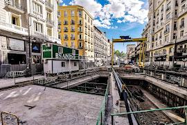 Автобусная станция   Gran Vía 46