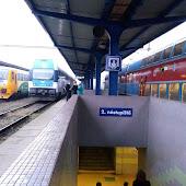 Железнодорожная станция  Nymburk Hlavni Nadrazi