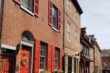 Elfreth's Alley, Philadelphia, United States