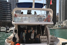 Dubai Marina Luxury Yacht, Dubai, United Arab Emirates