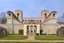 Belvedere Castle on the Pfingstberg, Potsdam, Germany