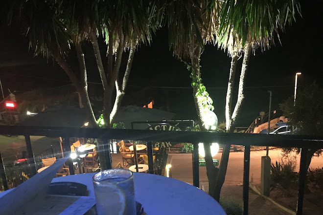 Cactus Bar, Paleokastritsa, Greece