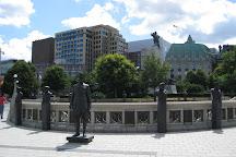 Valiants Memorial, Ottawa, Canada