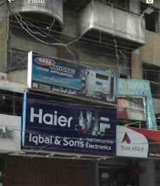 Iqbal & Sons Electronics karachi
