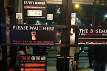 The Basement A Live Escape Room Experience, Los Angeles, United States