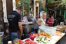 Szimpla Sunday Farmers' Market, Budapest, Hungary