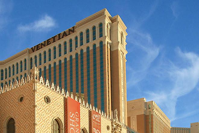 Casino at the Venetian, Las Vegas, United States