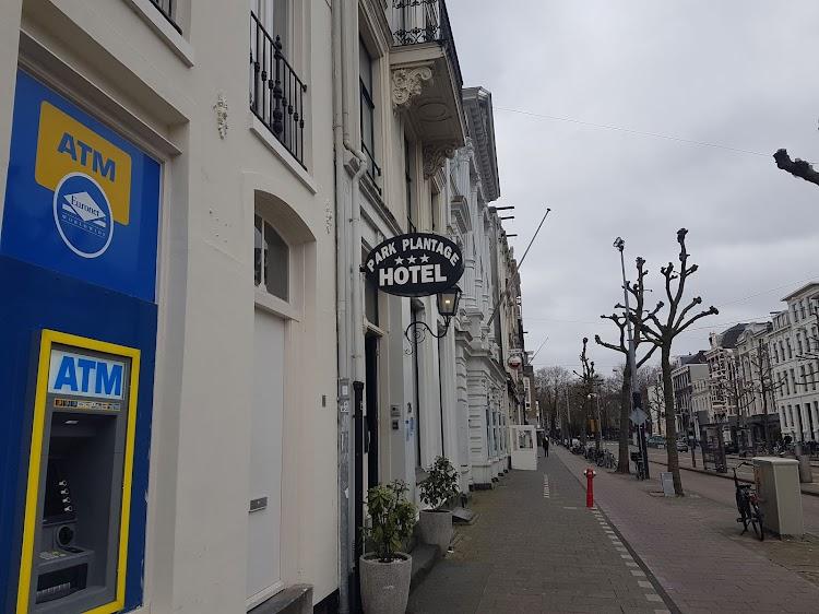 Hotel Park Plantage Amsterdam