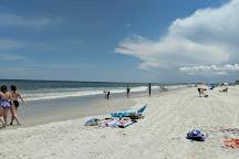 Peters Point Beachfront Park, Fernandina Beach, United States