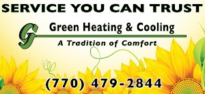 Green Heating & Cooling Inc