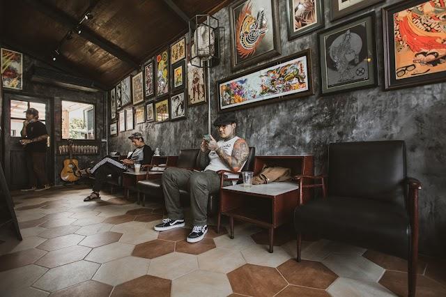 TTT Tattoo Cafe