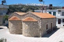 Church of St. John The Baptist, Margarites, Greece