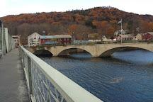 Bridge of Flowers, Shelburne Falls, United States