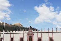 Plaza de Armas, Zacatecas, Mexico
