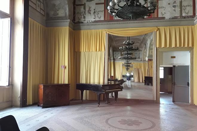 Teatro Politeama Garibaldi, Palermo, Italy