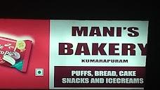 Mani's Bakery thiruvananthapuram