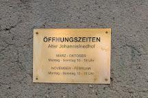 Alter Johannisfriedhof, Leipzig, Germany